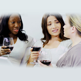 Women Wealth Wine